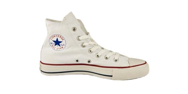Dámské bílé kotníkové tenisky Converse