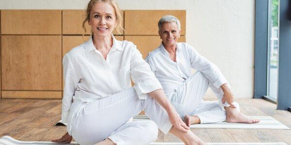 Jóga i ve zralém věku: 1 nebo 10 lekcí