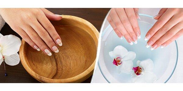 Masáž rukou se zaměřením na prsty, dlaň, zápěstí a předloktí - masáž v délce 30…