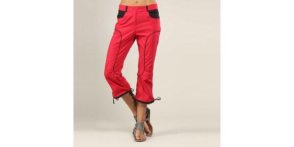 Dámské růžové sportovní kalhoty Coline
