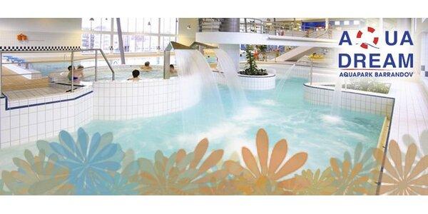 499 Kč za 10 vstupů pro dospělého a 10 pro dítě do Aquaparku Barrandov!