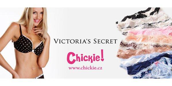 Prádlo Victoria's Secret v hodnotě 1000 Kč