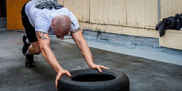 Naber svaly – 4týdenní fitness kurz pro muže