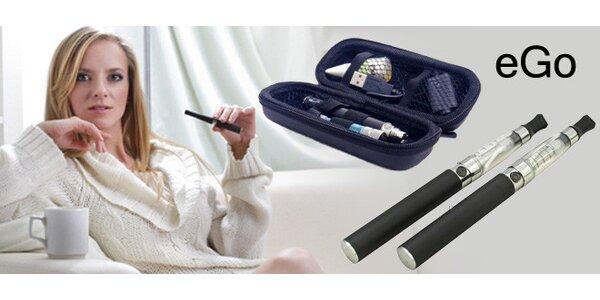 E-cigareta EGO. Rychlé plnění i na cestách