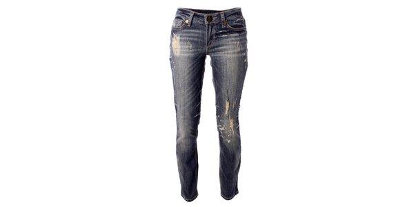 Dámské modré džíny Baby Phat