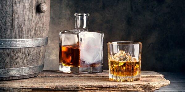 Putování po Skotsku: degustace 7 druhů whisky