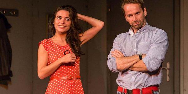 Vstupenka na divadelní představení Smím prosit