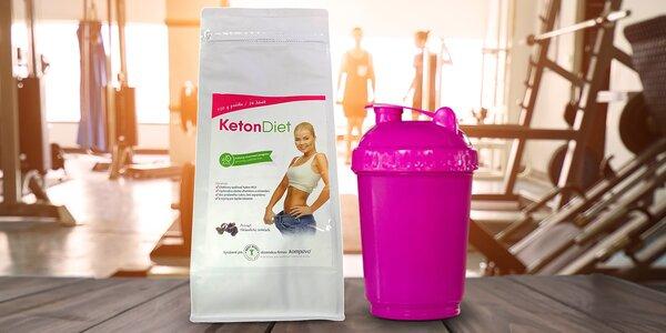 KetonDiet: nápoj pro snižování hmotnosti