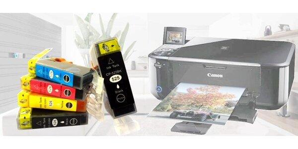Kompatibilní cartridge s čipem pro CANON PGI-525, CLI-526CMYK