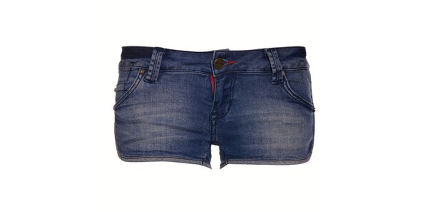 Dámské džínové mini šortky Mambo