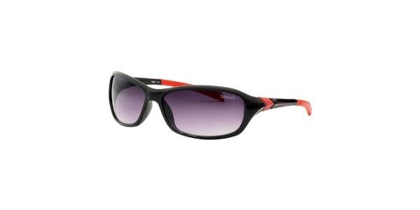 Černo-červené brýle Timberland