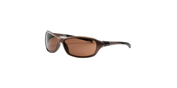 Hnědé sluneční brýle Timberland