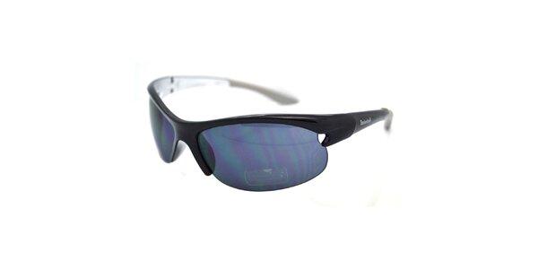 Černé sportovní sluneční brýle Timberland