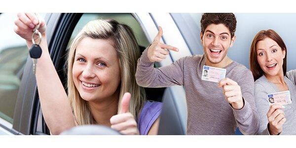 Autoškola - naučte se řídit a získejte řidičák skupiny B