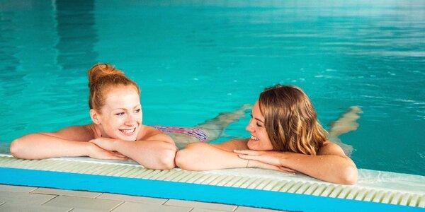 Pohoda u lázní Luhačovice s polopenzí i bazénem