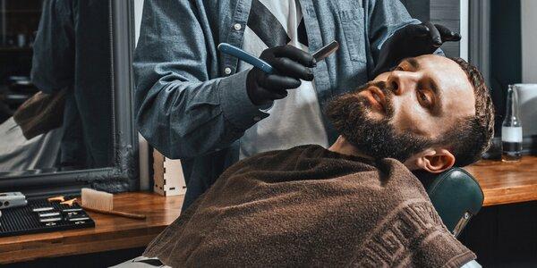 Základní i all inclusive péče v barbershopu