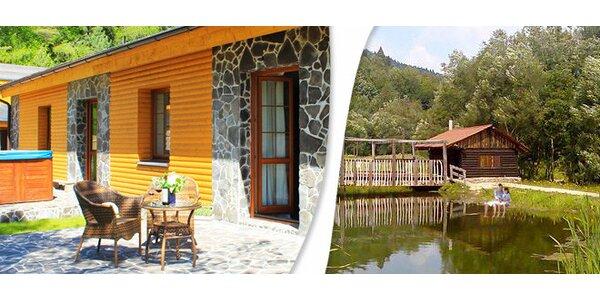 3denní pobyt na Slovensku pro 4 osoby