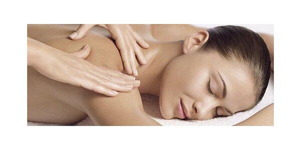 Rekondiční 90 minutová olejová masáž