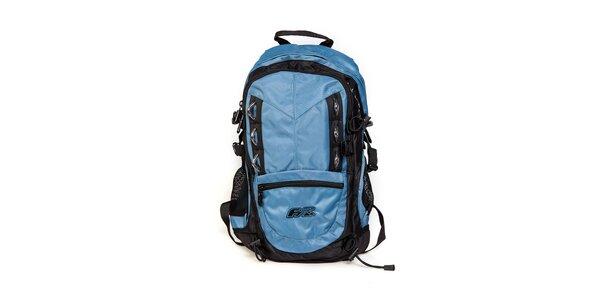 Modro-černý sportovní batoh F7 Oberon