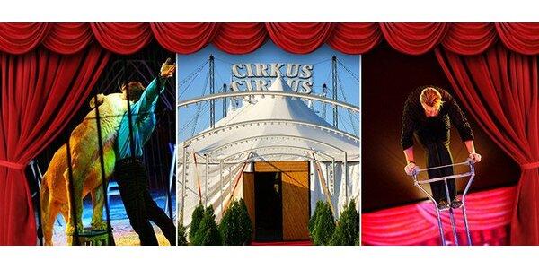 149 Kč za vstupenku na mezinárodní cirkusovou show!