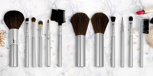 Kosmetické štětce: na oční linky i na make-up