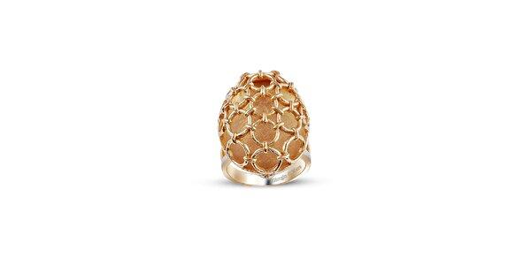 Dámský pozlacený prsten Giorgio di Mare