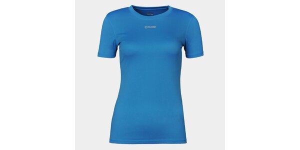 Dámské modré funkční tričko Sweep