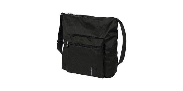 Černá taška přes rameno Mandarina Duck