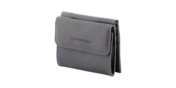 Šedá peněženka Mandarina Duck