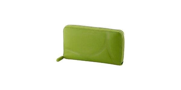 Zelená peněženka Mandarina Duck