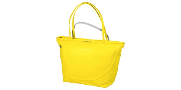 Svítivě žlutá kabelka Mandarina Duck