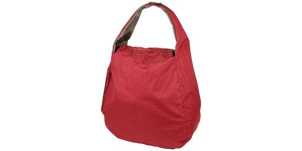 Červená cestovní taška Mandarina Duck