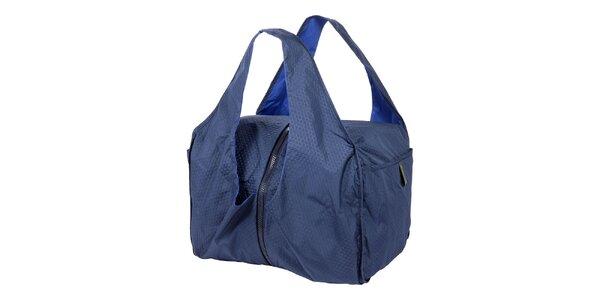 Dámská modrá taška do ruky Mandarina Duck
