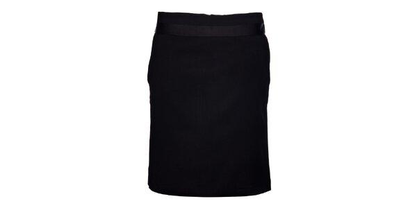 Dámská černá pouzdrová sukně Vero Moda