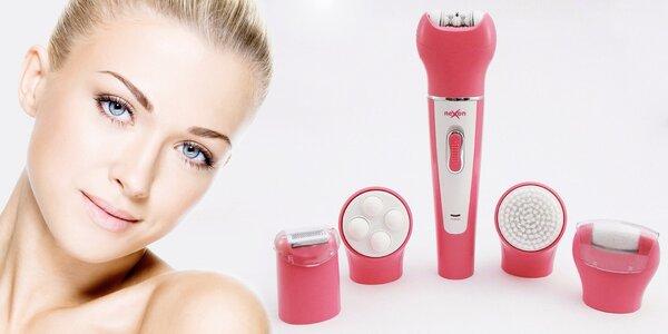 Kosmetický přístroj Nexon Beauty: 5 pomocníků v 1