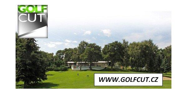 Balíčky golfových fee za super cenu