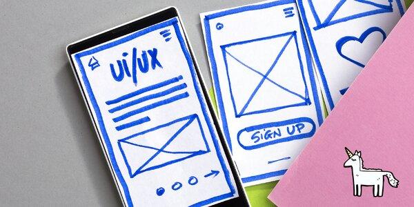 Hledá se UX/UI Designer