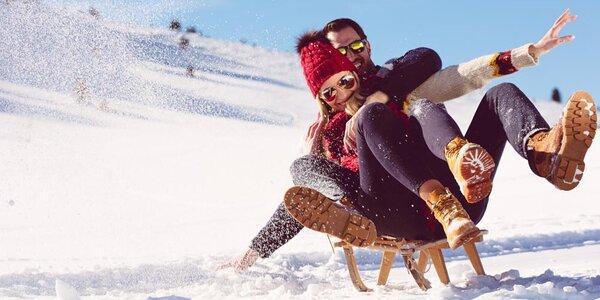 Podkrkonoší na 4 dny: jídlo, sáňkování i lyžování