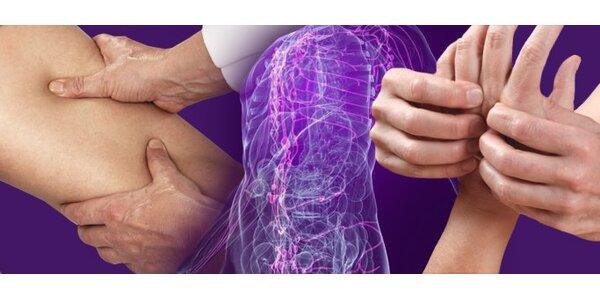 299 Kč za ruční nebo přístrojovou lymfomasáž od kvalifikované zdravotnice.