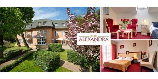 Hotel Alexandra *** - poznejte Prahu a okolí