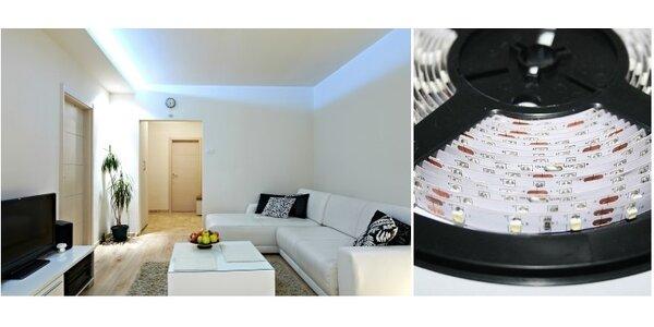 LED pásek 3528/300 led v barvě teplá bílá/studená bílá.