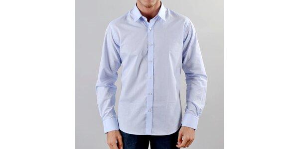 Pánská světle modrá košile Marcel Massimo