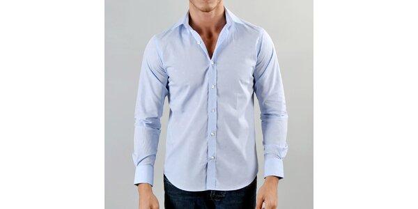 Pánská košile Marcel Massimo světle modrá