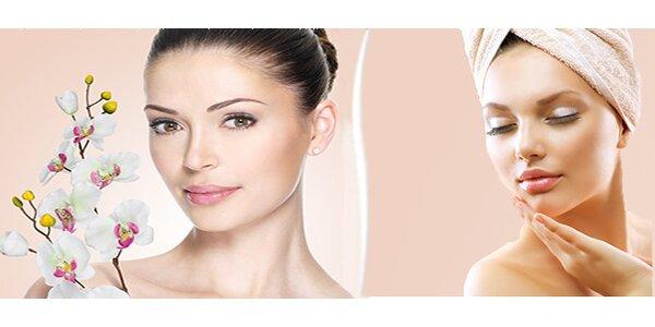 Kosmetické ošetření luxusní kosmetikou Payot se superovocem