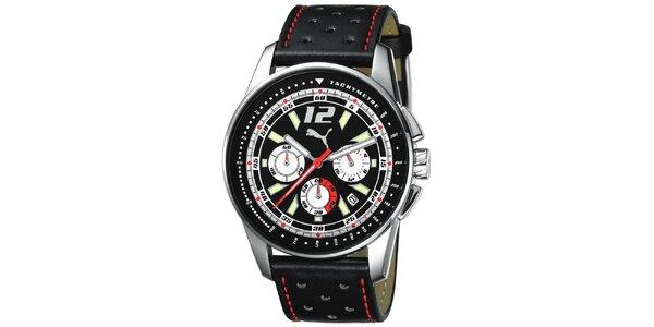 Pánské hodinky Puma s ocelovým pouzdrem