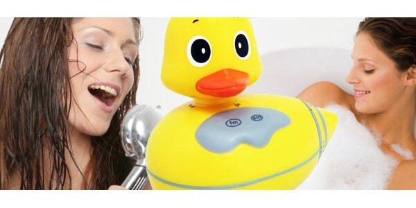 249 Kč za voděodolné rádio Lenco Duck!