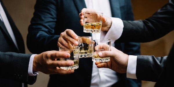 Zážitková degustace rumů a foodpairing