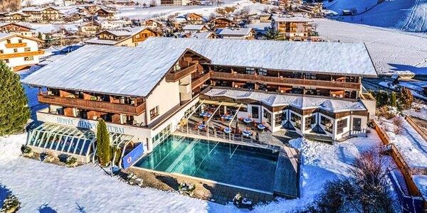 Lyžařský pobyt v 3* hotelu Happy Stubai v Rakousku