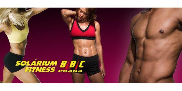 69 Kč za časově neomezený vstup do jakékoli pobočky BBC Fitness!