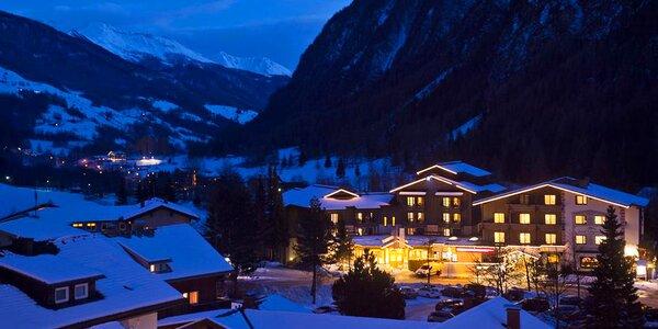 Pobyt v Alpách: 4* hotel, 5 nebo 7 nocí, polopenze